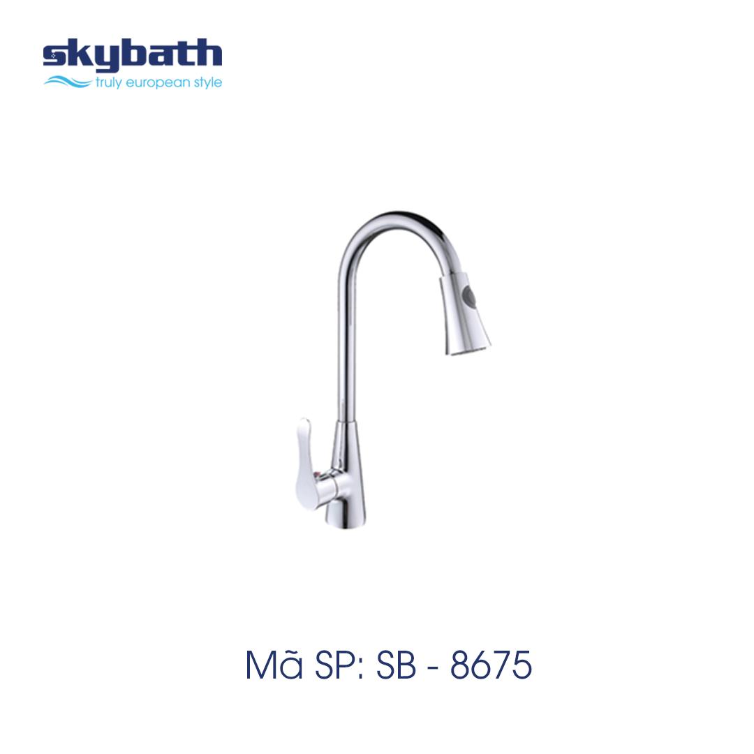 VÒI BẾP SKYBATH SB-8675