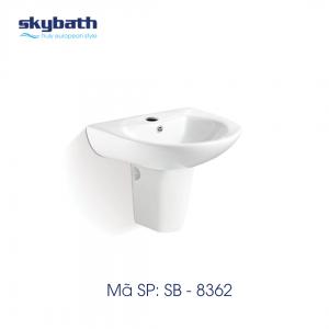 CHẬU RỬA MẶT SKYBATH MÃ SB-8362